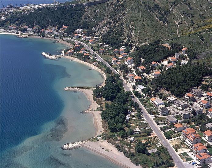 Dugi Rat Dalmatie