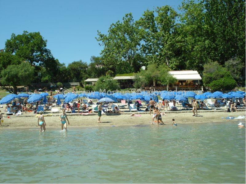 Bacvice strand Split