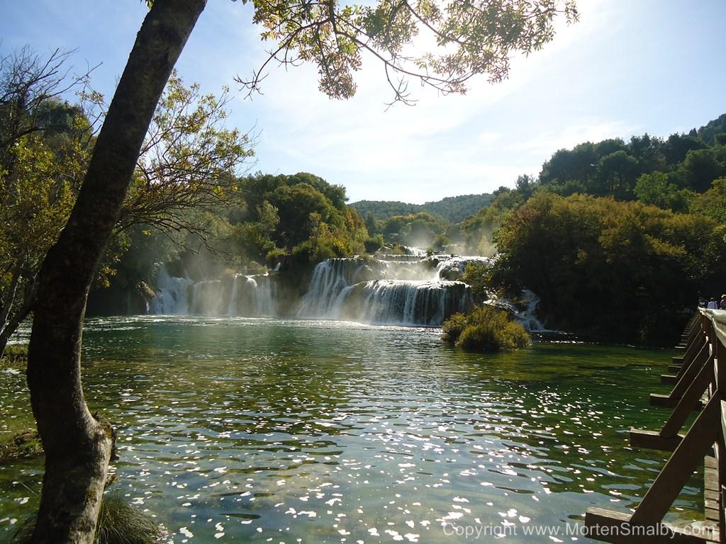Foto's Krka watervallen