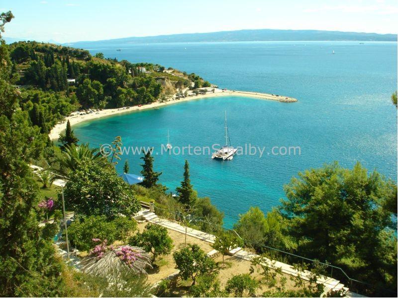 Kasjuni strand Split