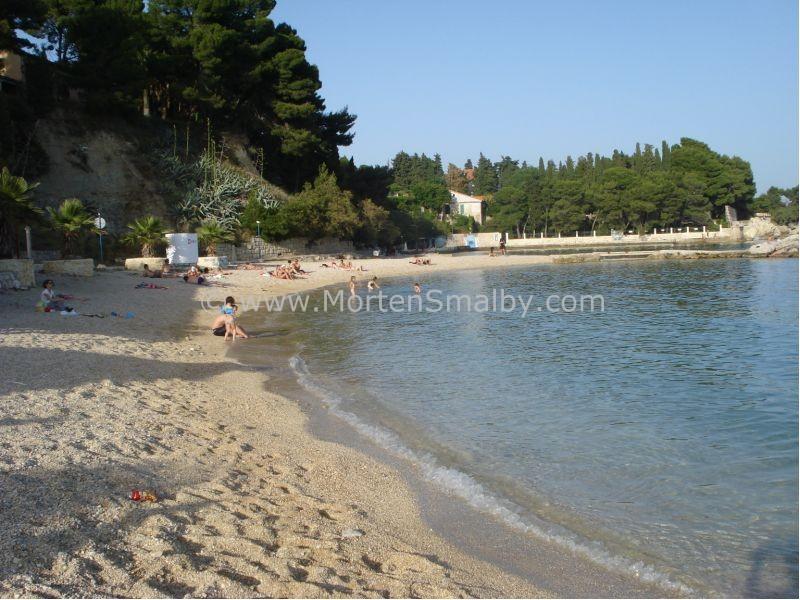 Kastelet strand Split