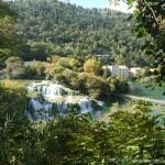 Krka watervallen 2