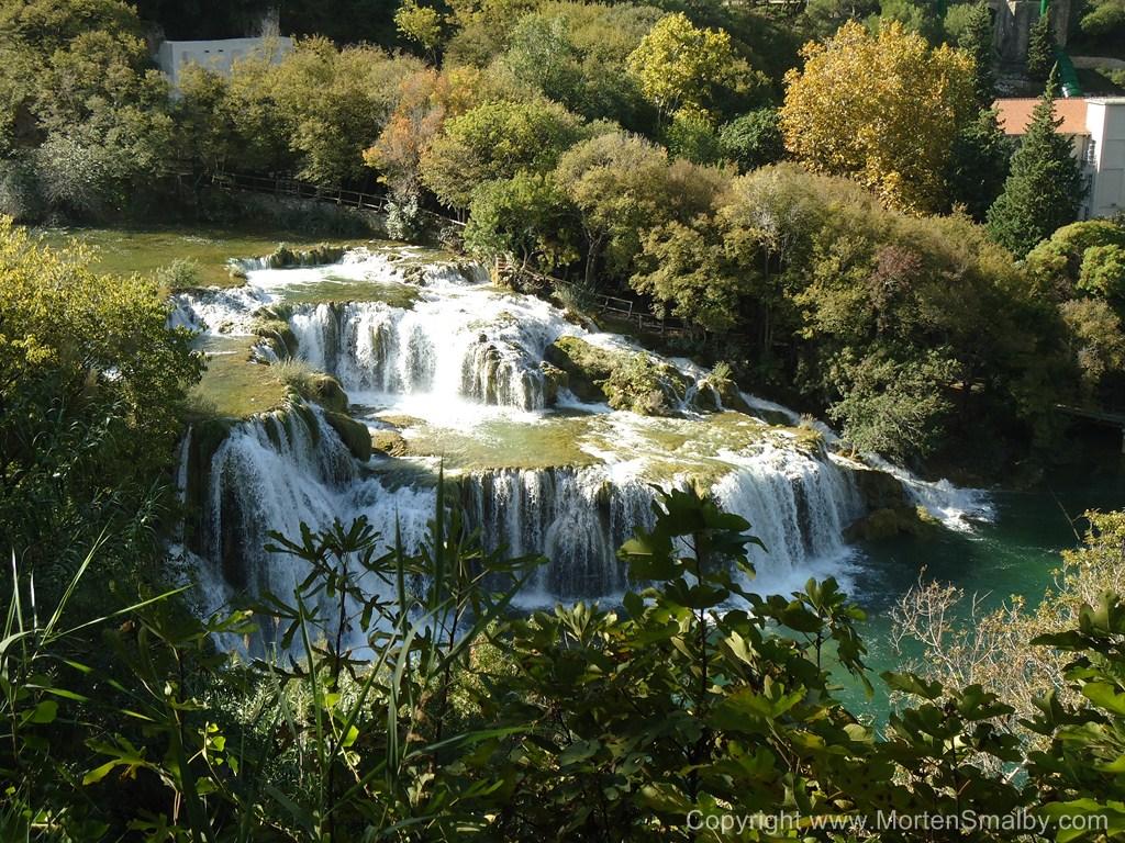 Krka watervallen 3