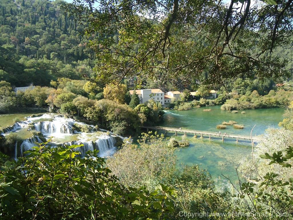 Krka watervallen 4