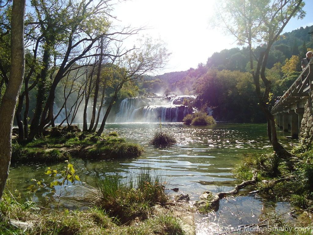 Krka watervallen 5