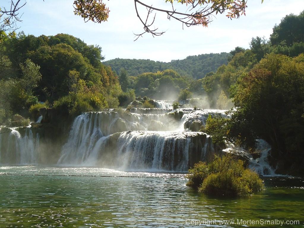 Krka watervallen 6