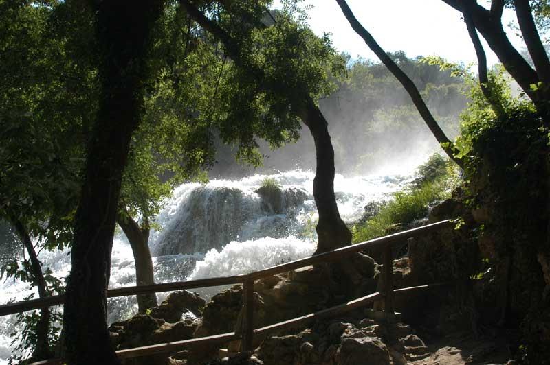 Krka water