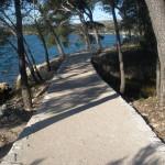 Wandelen in Šibenik