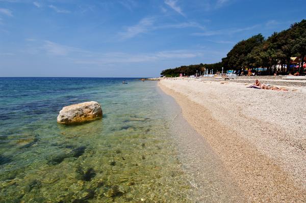 Strand Resort Amarin Rovinj