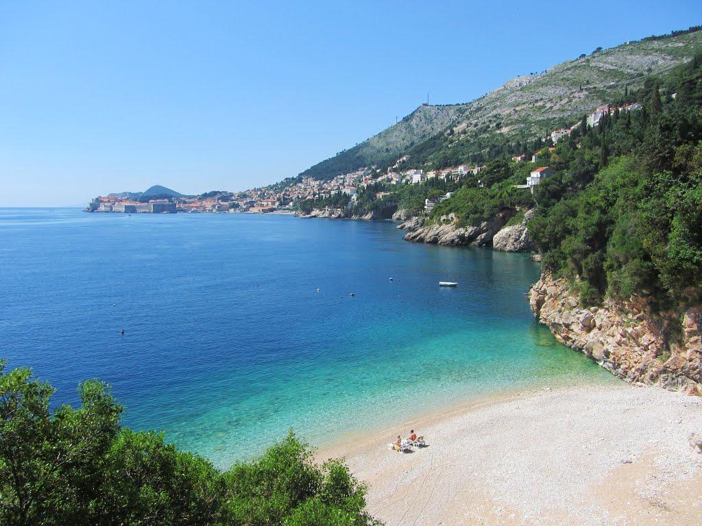 Sveti Jakov strand Dubrovnik
