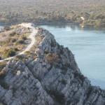 Wandelroute St Ante Sibenik