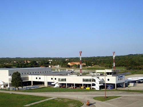 Vliegveld Pula