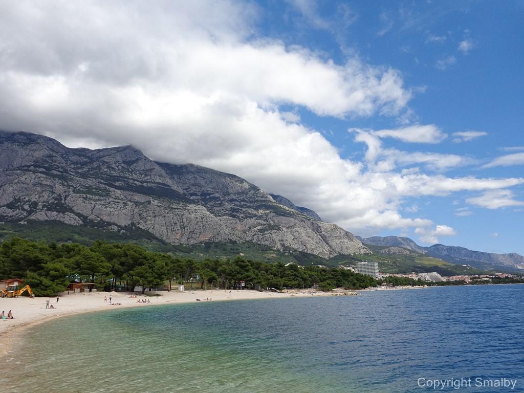 makarska-strand