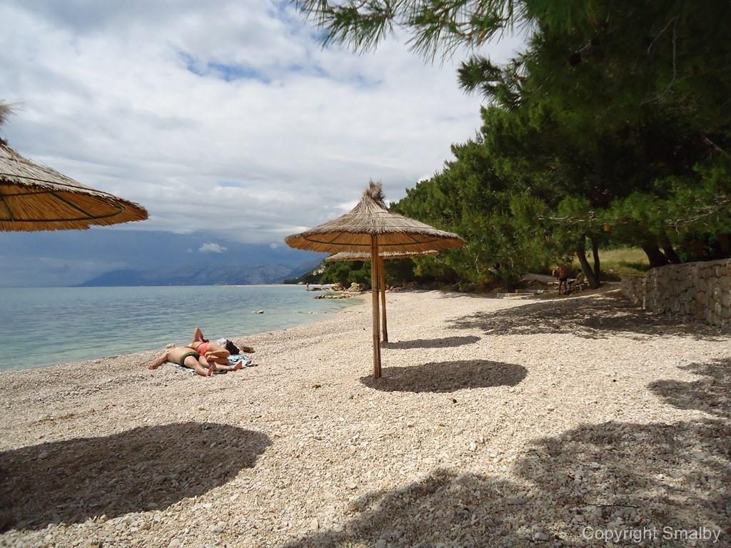 makarska-stranden