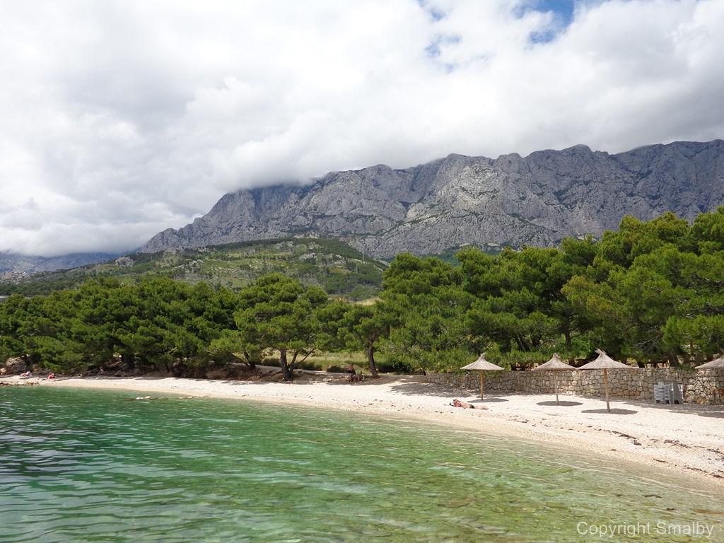 stranden-makarska
