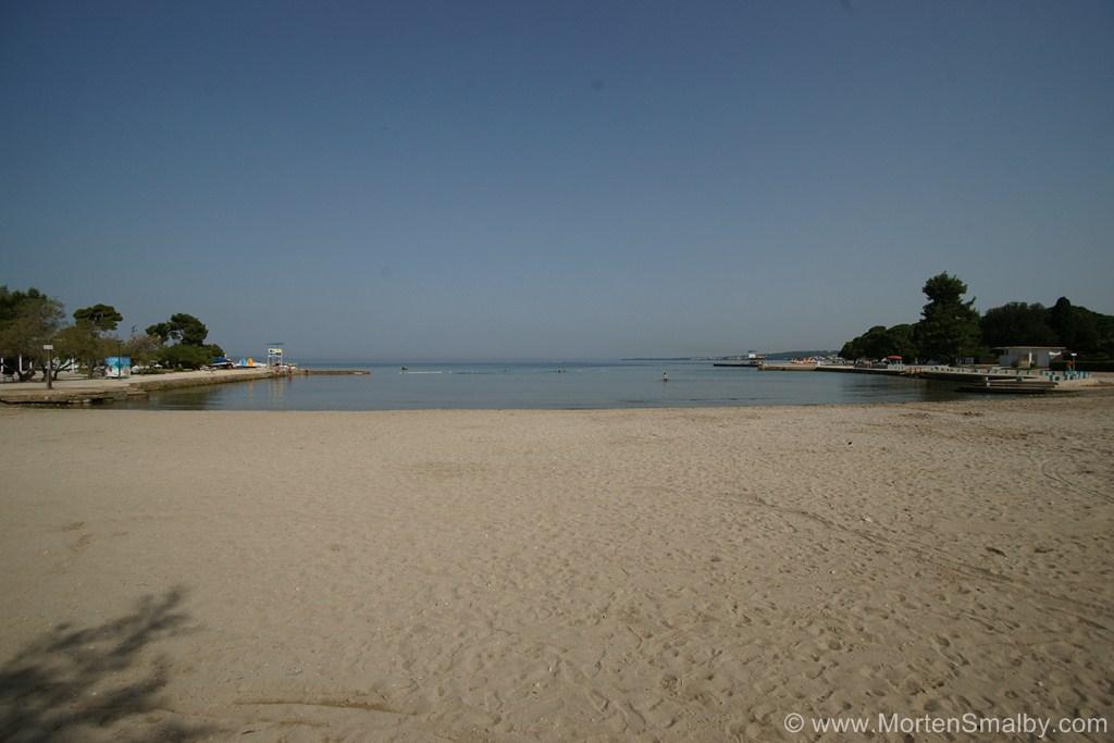 Zadar Borik strand