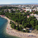 Zadar strand hotel Kolovare