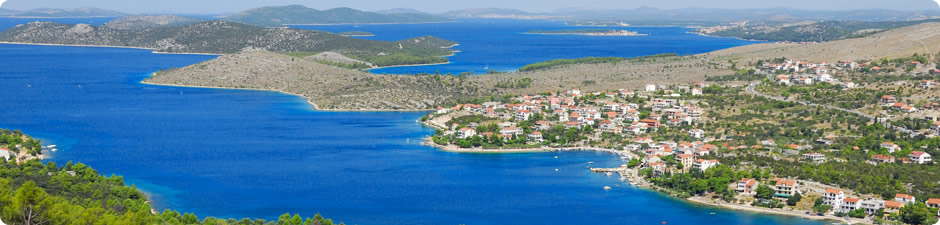 Prive accommodatie Kroatie