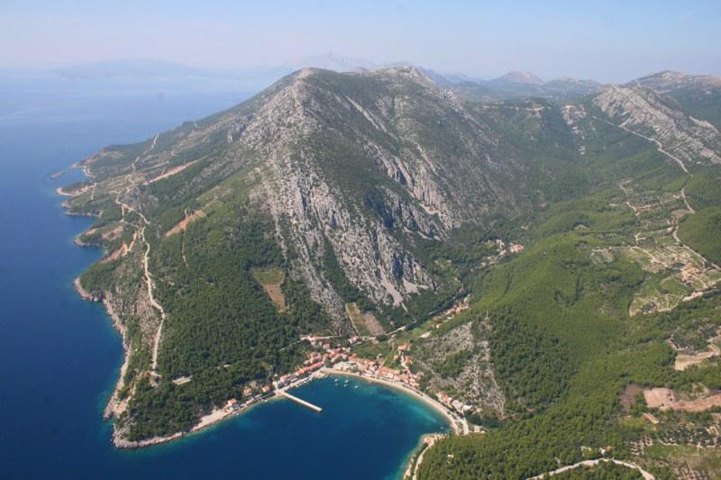 Viganj schiereiland Peljesac