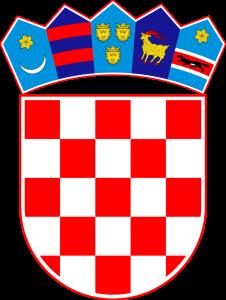 Wapen en schild van Kroatie
