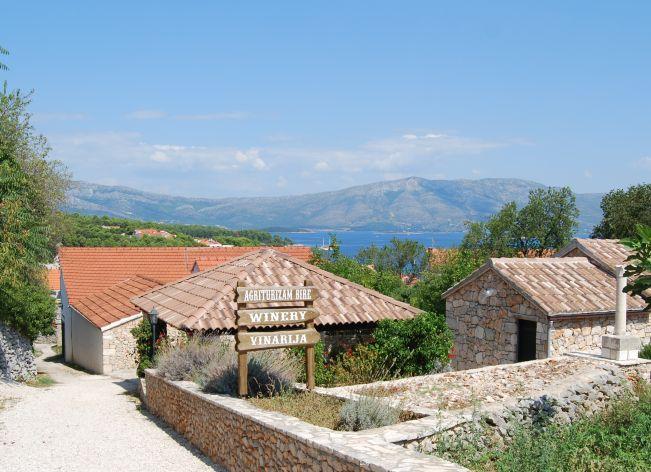 Wijnproeven Kroatie