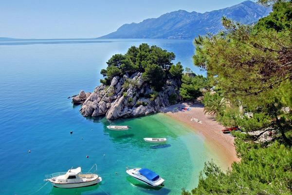 Makarska Dalmatie