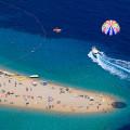 Zlatni Rat strand Kroatie