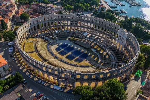 Arena Pula Istrie