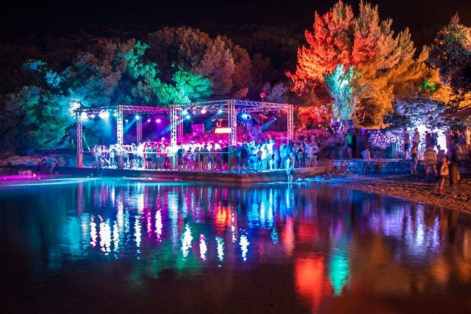 Electric Elephant festival Kroatie