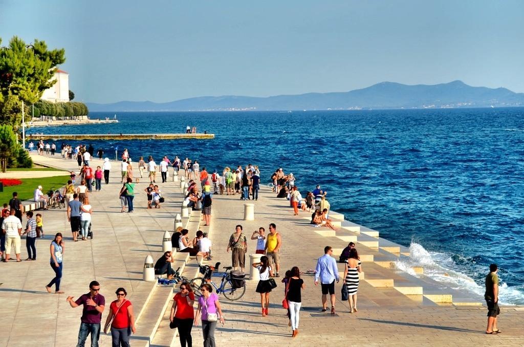 Is Kroatie een veilig land
