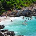 Kaap kamenjak stranden