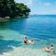 Plava Laguna strand Porec