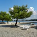 Stranden van Porec