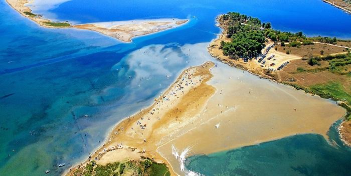Zandstranden van Nin, Kroatie