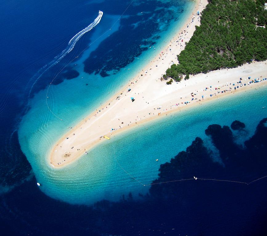 Top 10 stranden Kroatie