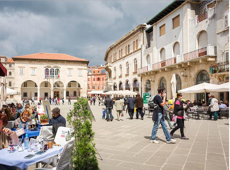 Restaurants in Pula, Istrie