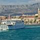 Info over veerboten in Kroatie