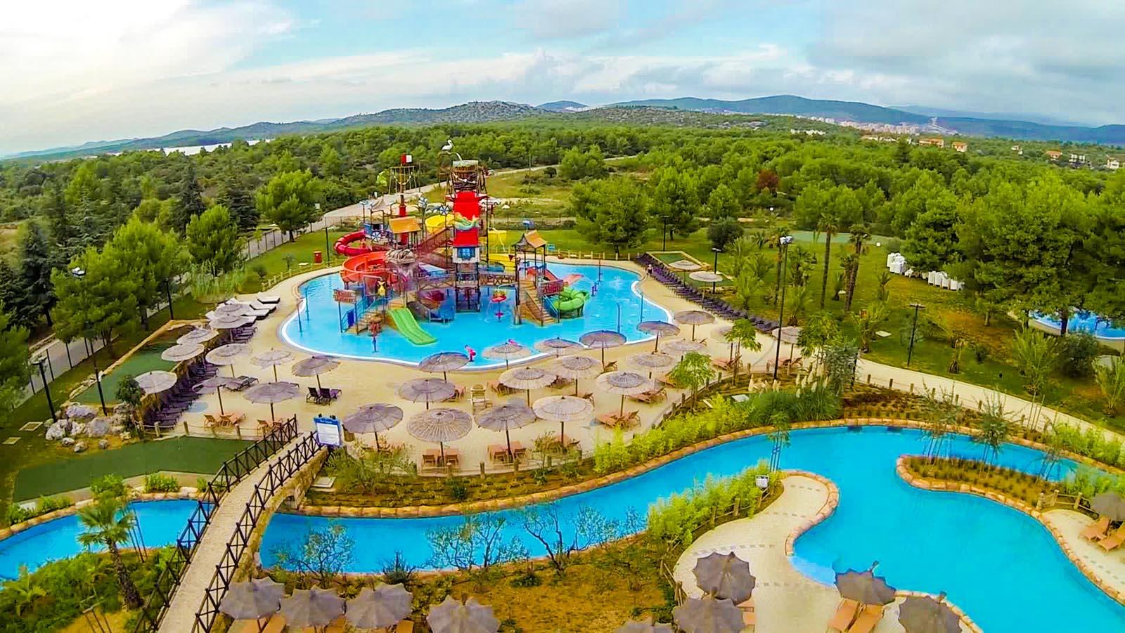 Aquapark Solaris, Sibenik