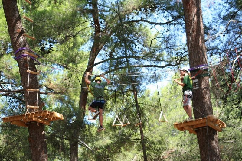 Camping park Umag voor tieners