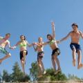 Campings voor tieners Kroatie