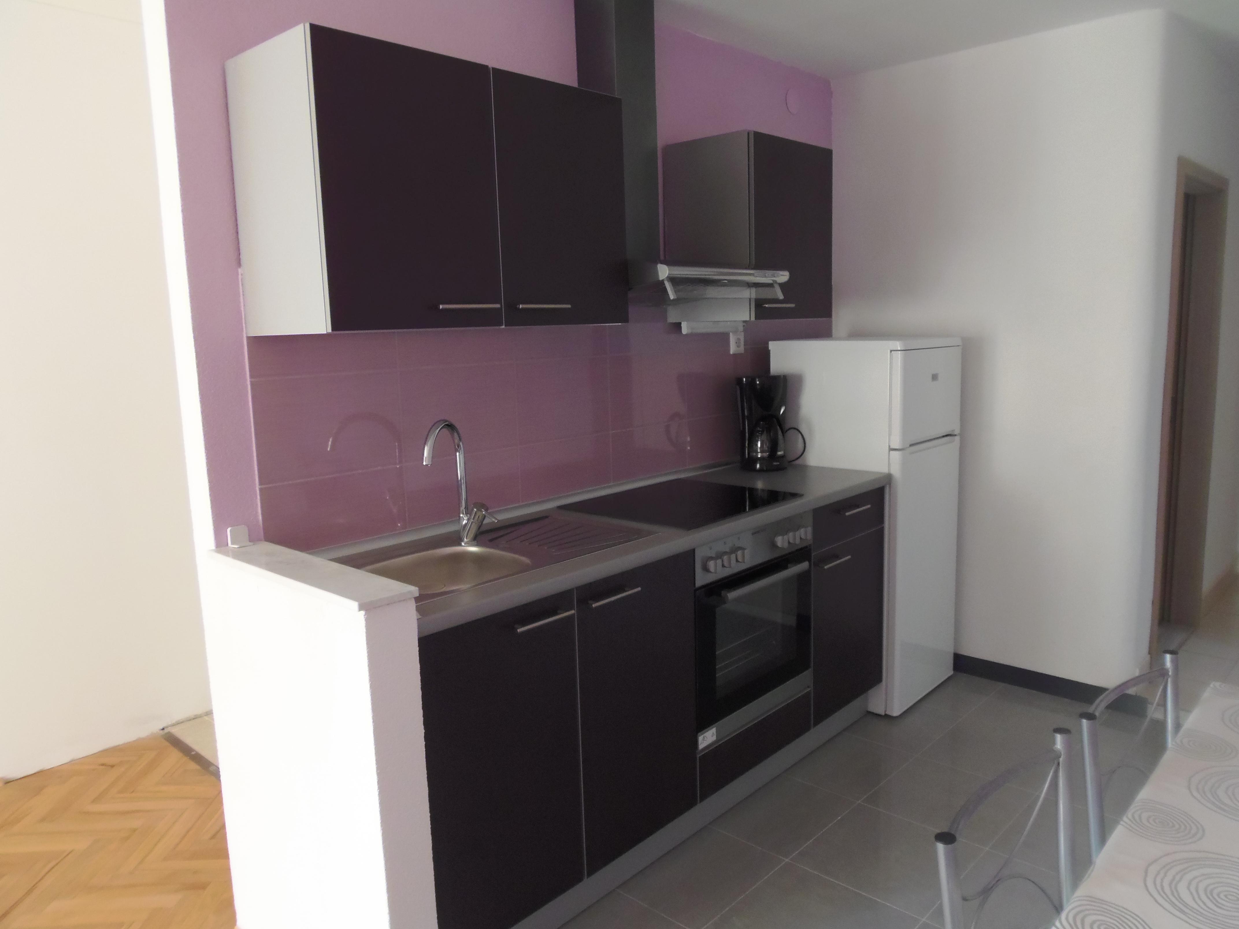 Keuken appartement 2