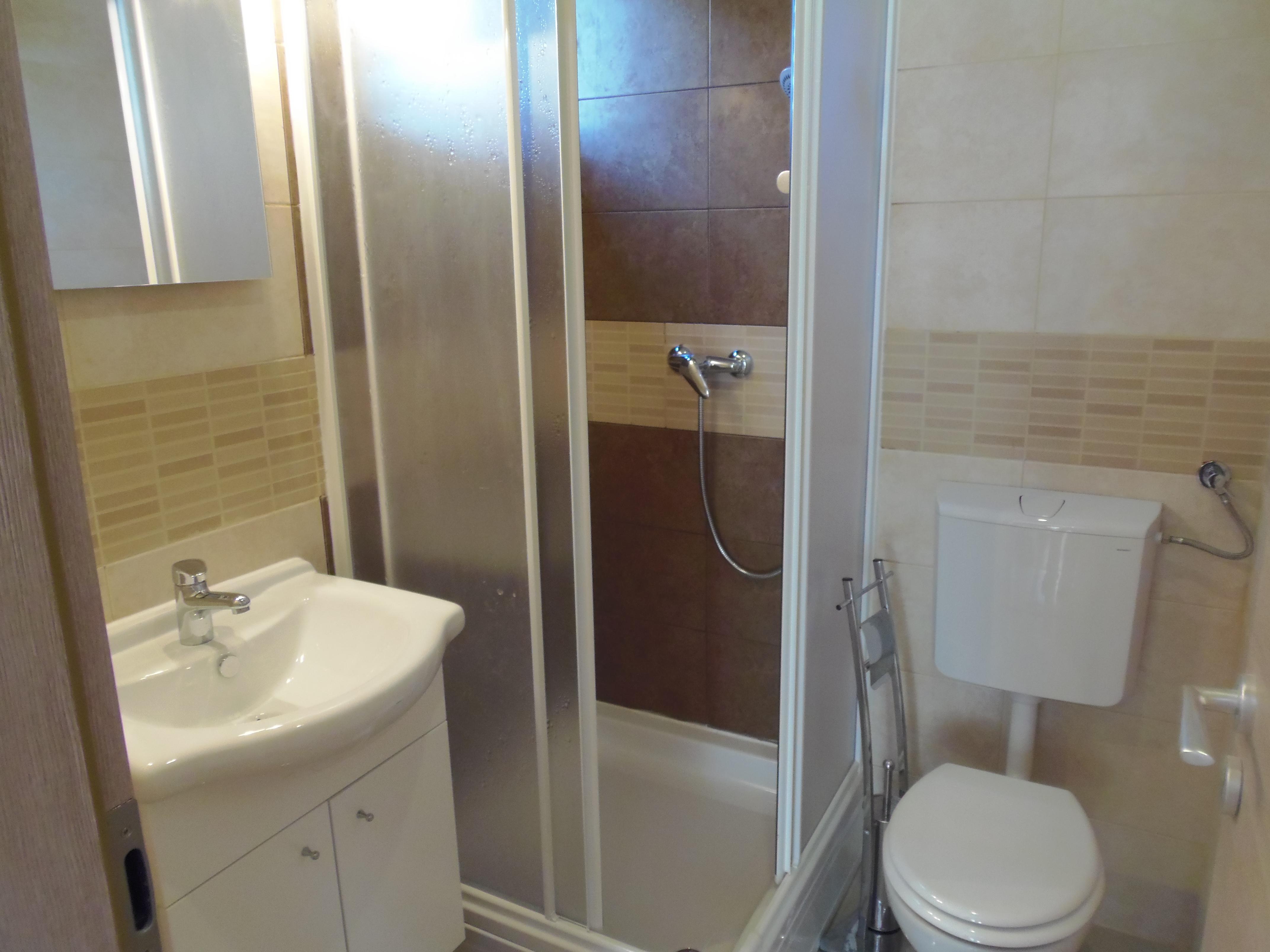 Badkamer appartement 2
