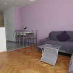 Eethoek appartement 2