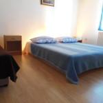 Slaapkamer voor 3 pers. appartement 3
