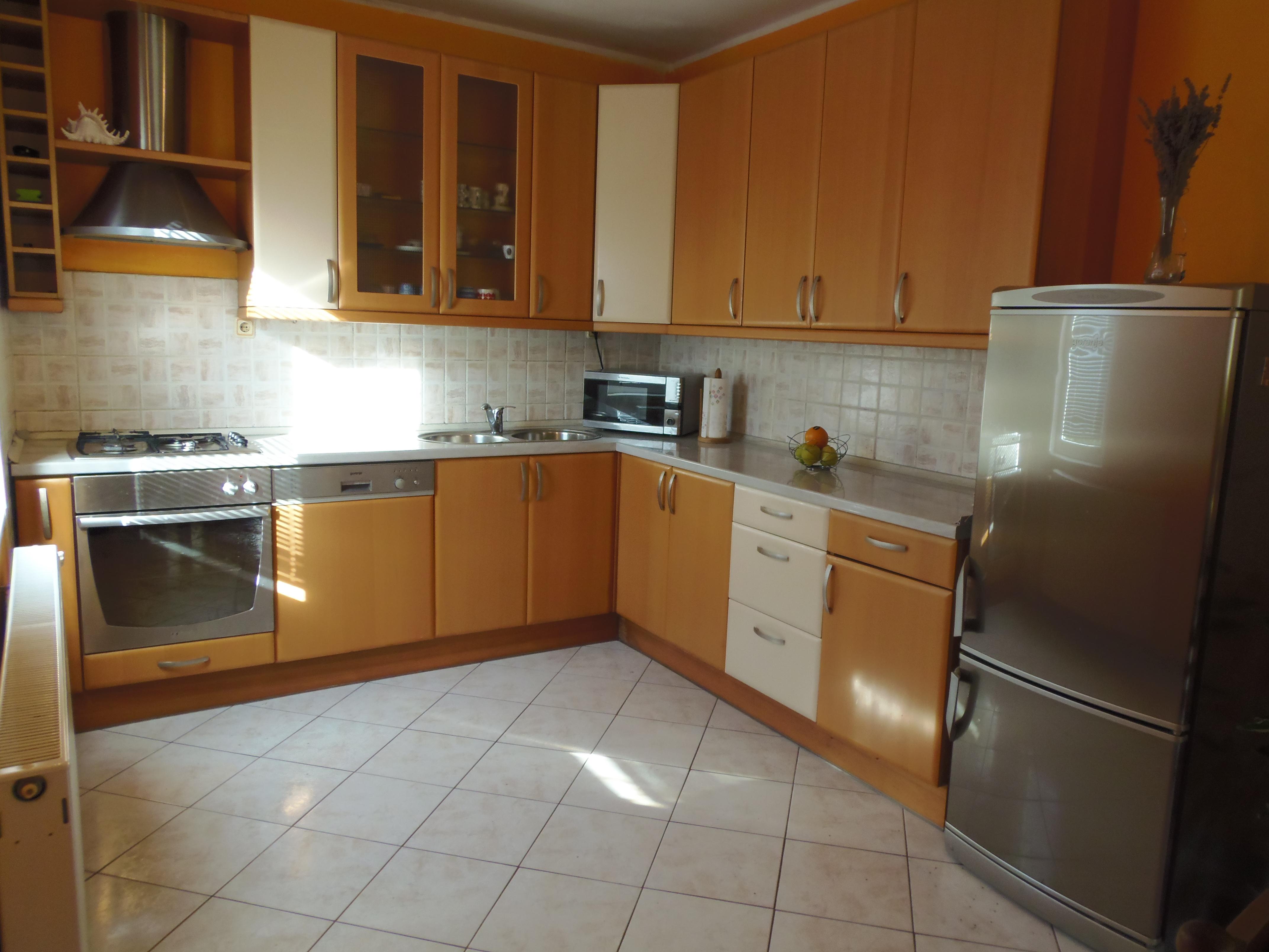 Keuken appartement 3