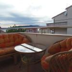 Balkon appartement 3