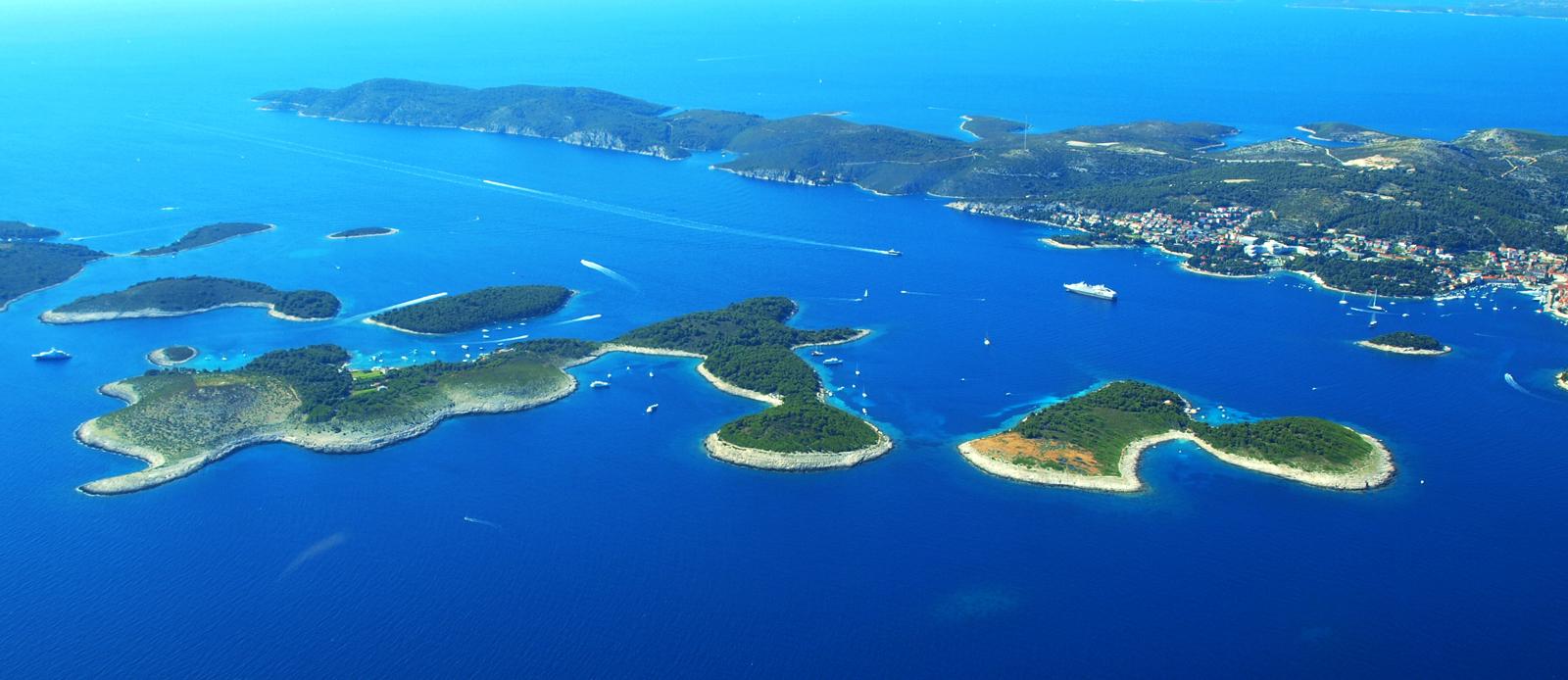 Elafiti eilanden Dubrovnik