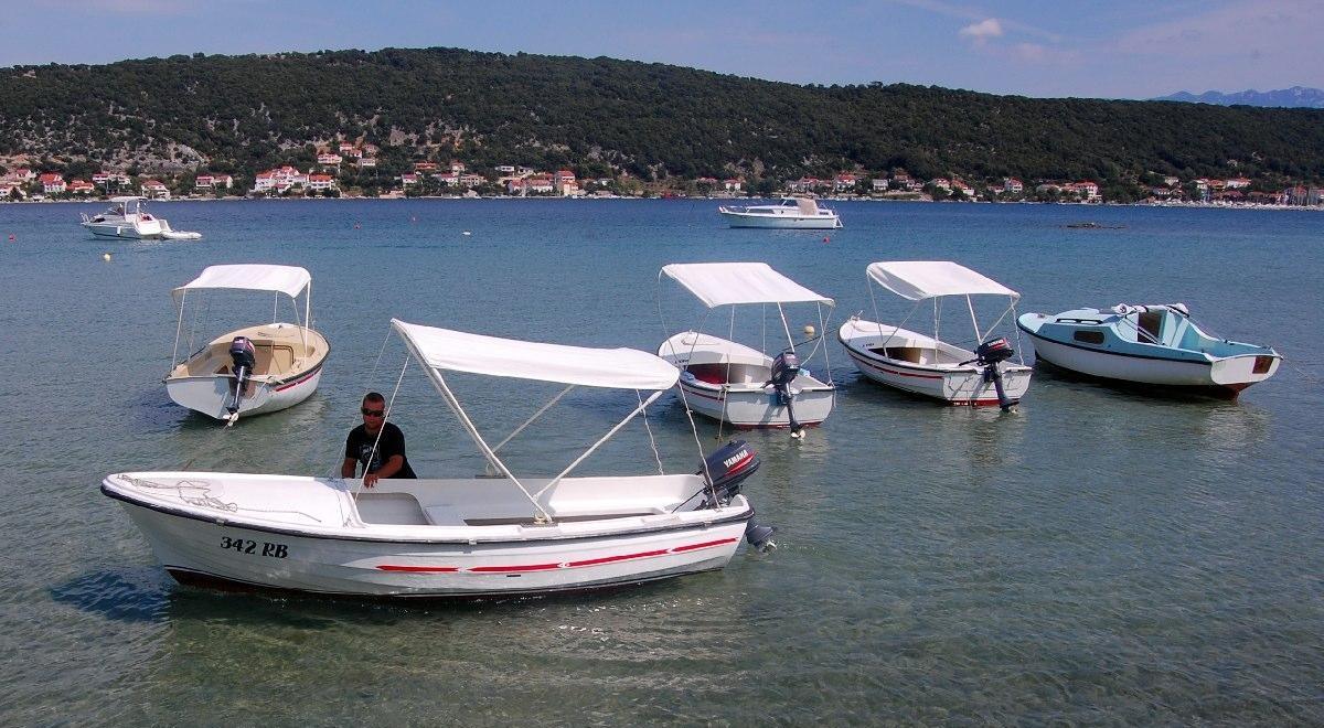 Vaarbewijs Kroatie