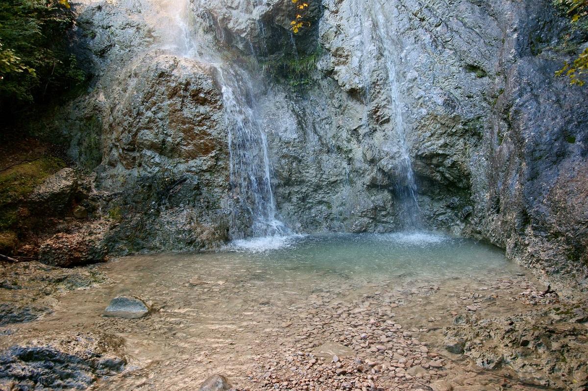 Lovranska Draga waterval
