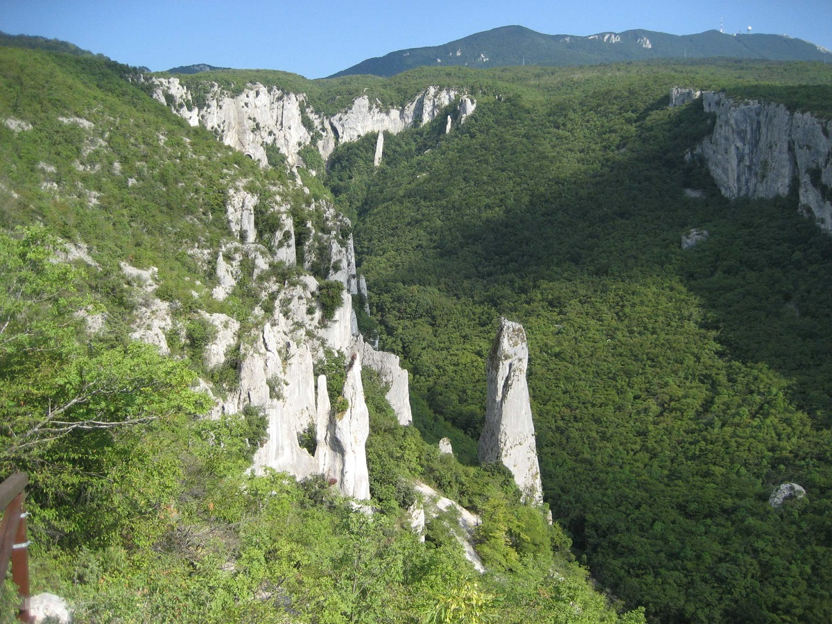 Ucka natuurpark - Vela Draga Kloof